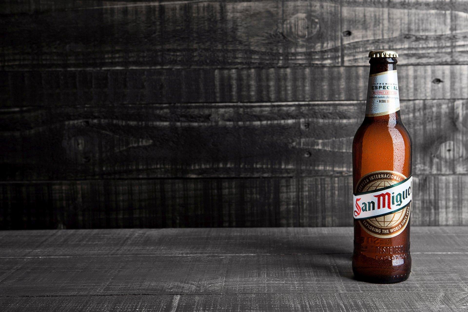 Birra San Miguel - Etichette Pasqui