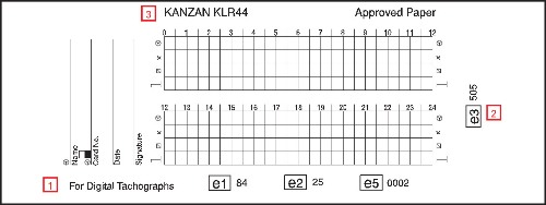 paper-for-tachograph